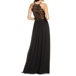 Lulu's Everlasting Beauty Lace Maxi Size L NWT